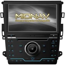 FORD MONDEO (MK5) - MIONAV II