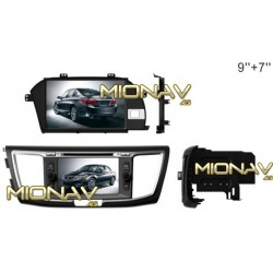 HONDA ACCORD USA (+2012) - MIONAV II