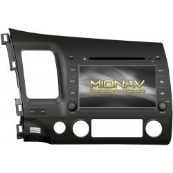 HONDA CIVIC (2006-2011) HIBRIDO - MIONAV II
