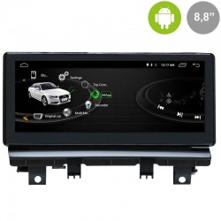 AUDI A3 (8V +2012) - ANDROID 8,8""
