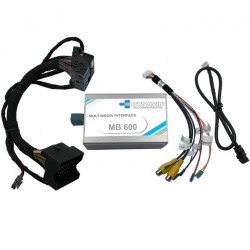 MERCEDES NTG5.5 y NTG6.0 MBUX - INTERFACE MULTIMEDIA DYNALINK