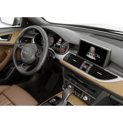 AUDI A6 C7/4G, AUDI A7/4G (MMI 3G) - ANDROID 10,25""