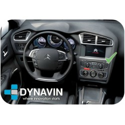 CITROEN C4 / DS4 (+2011) - ANDROID