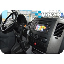 MB CLASE A, B, SPRINTER, VITO, VIANO, VW CRAFTER - DYNAVIN N7 PRO