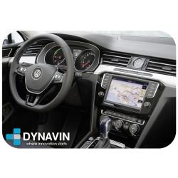 VW PASSAT B8 (+2015) - MEGANDROID