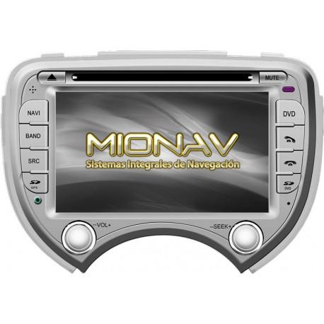 NISSAN MICRA - MIONAV II