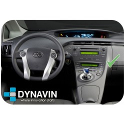 TOYOTA PRIUS (+2009) - ANDROID