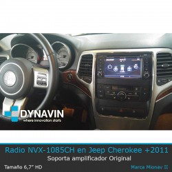 JEEP GRAND CHEROKEE (+2011- MIONAV II