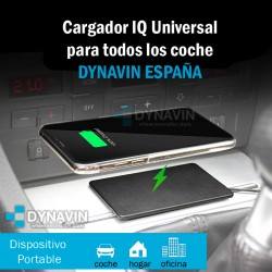 Base Cargador QI Universal por Wifi