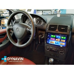 MB CLASE A, B, SPRINTER, VITO, VIANO, VW CRAFTER - ANDROID