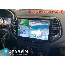 JEEP COMPASS (+2018) - MEGANDROID