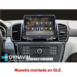 MERCEDES BENZ ML W166, GL X166 (+2011) - ANDROID 8,4""