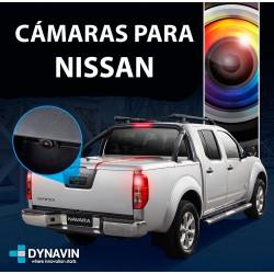 NISSAN NAVARA D40 CÁMARA TRASERA TIRADOR DE MALETERO