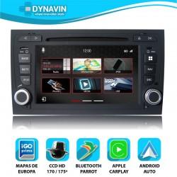 AUDI A4 B6, B7 (2000-2008) y SEAT EXEO (2009-2013) - DYNAVIN N7 PRO