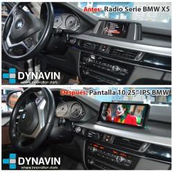 BMW X5 F15, BMW X6 F16 (+2015)