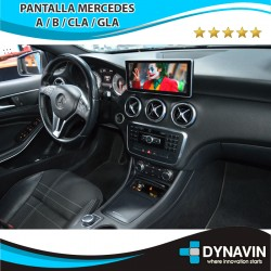 """PANTALLA 10,25"""" MERCEDES CLASE A ANDROID"""