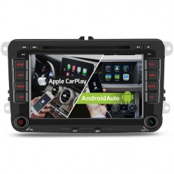 "VOLKSWAGEN / SEAT / SKODA LCD "" - CAR PLAY y ANDROID AUTO"
