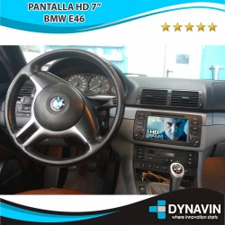 BMW E46 - CAR PLAY y ANDROID AUTO