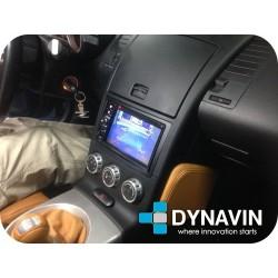 NISSAN 350Z (Restyling +2006) - MARCO ADAPTADOR 1 y 2 DIN