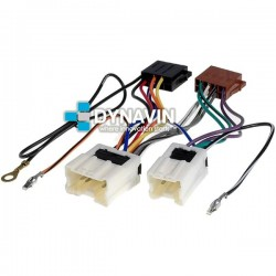 NISSAN TIPO 01 - CONECTOR ISO UNIVERSAL