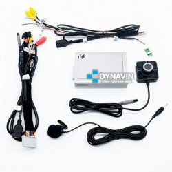 "APPLE CAR PLAY UNIVERSAL. CONEXION RCA CONTROL JOYSTICK ""IDRIVE"""