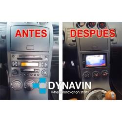 NISSAN 350Z (2003-2006) - MARCO ADAPTADOR 1 y 2 DIN