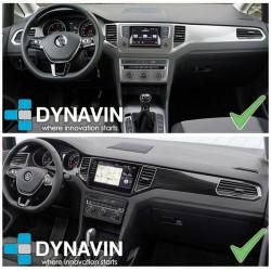 VW GOLF 7 SPORTVAN (+2012) - DYNAVIN N7X PRO