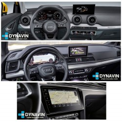 "AUDI MIB2 8,3"" (+2016), VW D-PRO 9,2"" (+2017) - INTERFACE MULTIMEDIA, CAMARA, VIDEO"