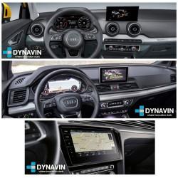 "AUDI MIB2 8,3"" (+2016), VW D-PRO 9,2"" (+2017) - INTERFACE MULTIMEDIA, CAMARA, VIDEO"
