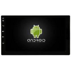 "2DIN 7"" UNIVERSAL - FULL TOUCH - ANDROID"