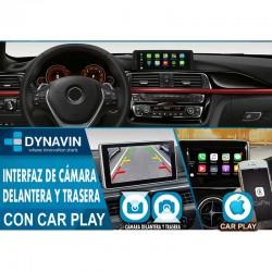 BMW EVO ID5/ID6 - CAR PLAY, CAMARA TRASERA, CAMARA DELANTERA