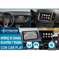 OPEL INTELLILINK 8" (+2014) CAR PLAY, CAMARA TRASERA, CAMARA DELANTERA