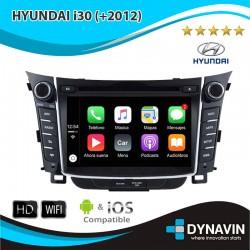 HYUNDAI I30 (+2012) - ANDROID