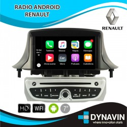 RENAULT MEGANE III - ANDROID