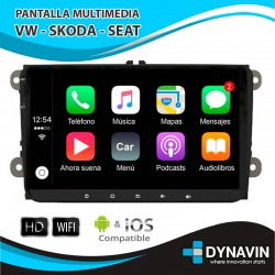 "VW / SEAT / SKODA LCD 9"" - ANDROID"
