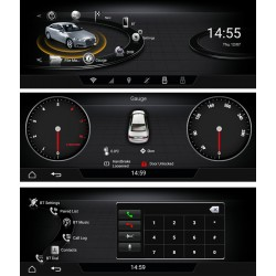 AUDI A5 8T (MMI 3G) - ANDROID 8,8""