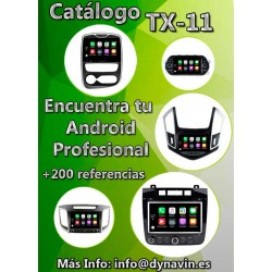 PANTALLA ANDROID 10 PROFESIONAL OCTACORE PX5 4GB/64GB