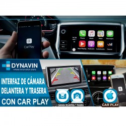 PEUGEOT SMEG TOUCH SCREEN SYSTEM, CITROEN eMyWay COLOUR DISPLAY - CAMARA TRASERA, CAMARA DELANTERA