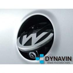 VW700. VOLKSWAGEN GOLF 7 - EMBLEMA MOTORIZADO. CÁMARA TRASERA OCULTA A TODO COLOR
