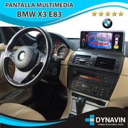 BMW X3 E83 (2003-2010)