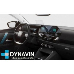 "CITROEN C4 2020 10,25"" - INTERFACE MULTIMEDIA DYNALINK"