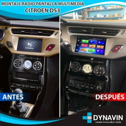 CITROEN C3, CITROEN DS3 - ANDROID
