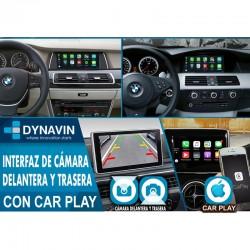 BMW CIC CAR PLAY, CAMARA TRASERA, CAMARA DELANTERA