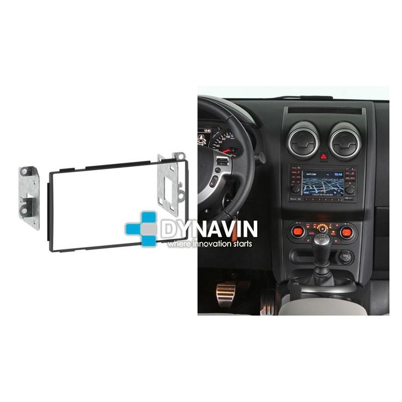 Kit de integracion volante adaptadores DIN autoradio Toyota Yaris a partir de 2014 negro 28-pin