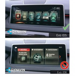 BMW EVO ID5 - CAR PLAY, CAMARA TRASERA, CAMARA DELANTERA