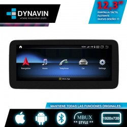 MERCEDES CLASE A/B/CLA/GLA NTG4.5 (2012-2015) - ANDROID 12,30""