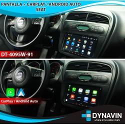CarPlay Android Auto GPS Octacore 4GB RAM, 64GB ROM  VW rcd510, rcd310, rns815  seat leon, seat altea, skoda superb