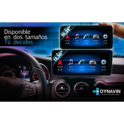 """MERCEDES CLASE E W212 (2009-2015) - ANDROID 10,25"""""""