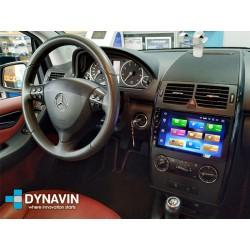 Radio Android para Mercedes CLASE A, B, SPRINTER, VITO, VIANO y Volkswagen CRAFTER