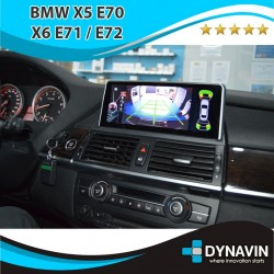 BMW X5 E70, BMW X6 E71/E72 (+2011) CIC